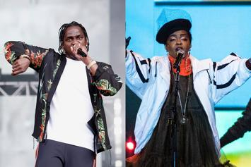 A Pusha T & Lauryn Hill Collab Got Leaked Online, Then Deleted
