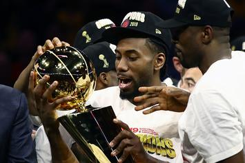 Toronto Raptors Championship Parade Live Stream: Watch