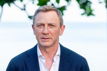 "Daniel Craig Is Back In Action In New ""James Bond"" Teaser"