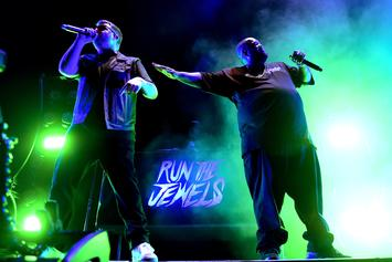 "Run The Jewels May Have Revealed ""RTJ 4"" Release Date"