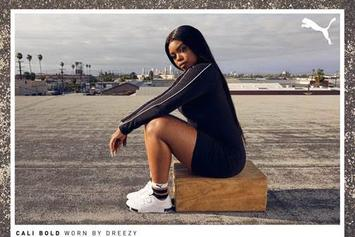 "Dreezy Signs With PUMA, Stars In New ""Cali Bold"" Campaign"