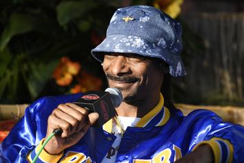 """Snoop Dogg """"Likes The Energy"""" He Gets From New Generation Of Young Fans"""
