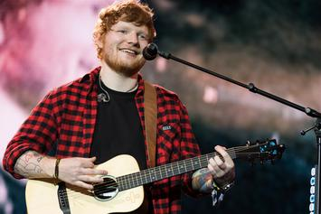 """Ed Sheeran's """"Collabs No. 6"""" Features Eminem, 50 Cent, Young Thug & More"""