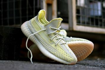 "Adidas Yeezy Boost 350 V2 ""Antlia"" Drops This Week: Closer Look"