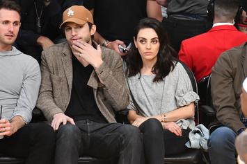 Watch: Mila Kunis & Ashton Kutcher Address Rumors Of Them Splitting