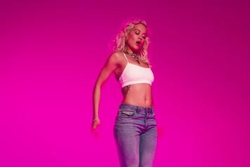 "Rita Ora Dances Her Heart Out In ""Ritual"" Music Video"
