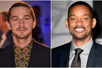 Shia LaBeouf Shouts Out Jaden & Will Smith For Their Continued Support