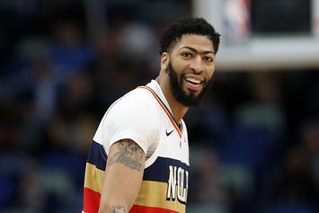 "Alvin Gentry Trolls Anthony Davis: ""That's A Haul Folks"""