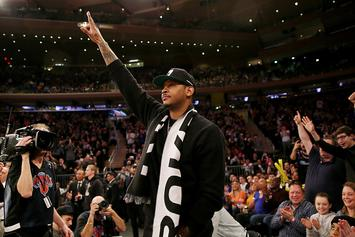 Carmelo Anthony Open To Returning To New York Knicks: Report