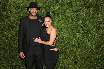 Carmelo Anthony Responds To Rumors He's Cheating On La La: Video