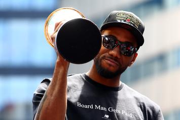 "Kawhi Leonard's People Are ""Skeptical"" He'll Join The Lakers: Report"