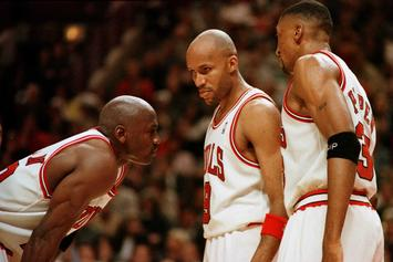 """Scottie Pippen Explains Why He Wasn't In """"Space Jam"""" & Speaks On LeBron's Sequel"""