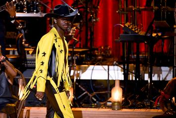 """Lil Nas X's """"7"""" EP Debuts At No. 2 On The Billboard 200"""