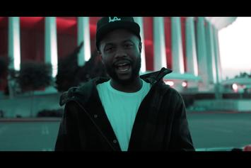 "Casey Veggies Supports ""Organic"" Project With ""The Ceiling"" Video"