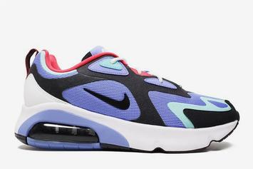 """Nike Air Max 200 """"Royal Pulse"""" Helps Usher In A New Era: Details"""