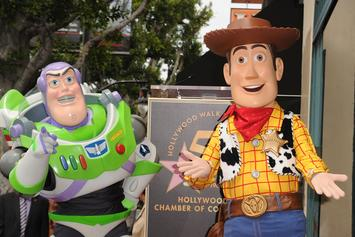 """Disney Axes """"Casting Couch"""" Scene From """"Toy Story 2"""""""