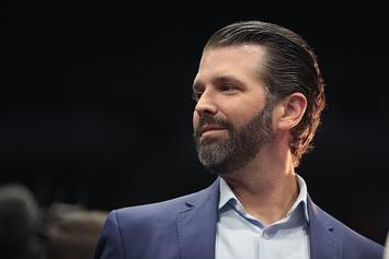 Donald Trump Jr. Reacts To Nike Controversy With Soviet-Style Nike Roshe Run