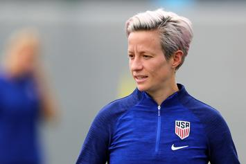 Megan Rapinoe Roasts USWNT Critics For Questioning Celebration: Watch