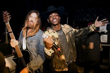 "Lil Nas X & Billy Ray Cyrus' ""Old Town Road"" Goes Diamond"