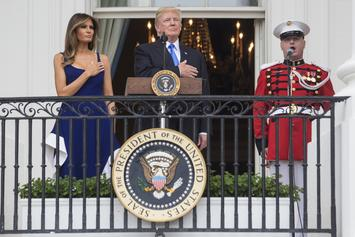 Trump's 4th Of July Spectacle Might Cost Taxpayers A Whole Lot: Report
