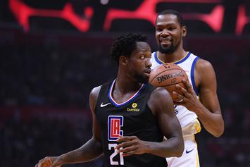 Patrick Beverley Destroys Fan For Calling Clippers A Junior Varsity Team