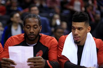 Kawhi Leonard's Decision Is Starting To Worry Danny Green: Report