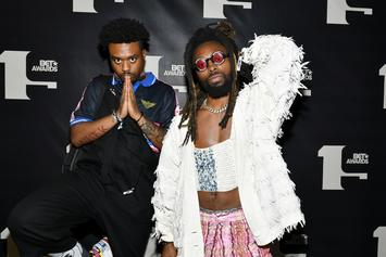 "EarthGang & Kenny Beats Channel Neptunes Vibes On ""The Cave"" Freestyle"