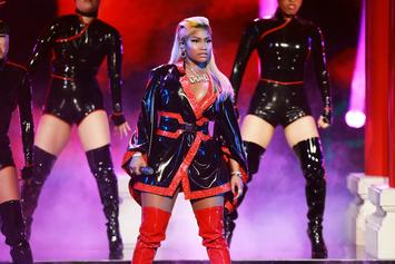 Human Rights Foundation Calls For Nicki Minaj To Cancel Her Saudi Arabia Show