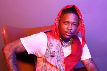 "YG Claims Innocence In Shooting Involving His SUV: ""I Was Nowhere Near The Scene"""
