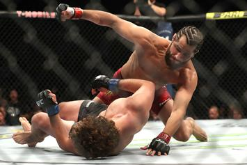 Jorge Masvidal Makes History At UFC 239, KO'ing Ben Askren In 5 Seconds Flat