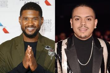 Watch: A Very Drunk Usher & Evan Ross Speak French & Sing Happy Birthday To Kevin Hart
