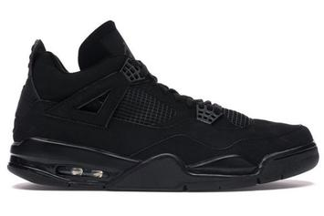 "Air Jordan 4 ""Black Cat"" Set To Re-Release In 2020: Details"