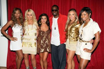"""Aubrey O'Day Has A Few Words For Diddy As He Wants To Revive """"Making The Band"""""""