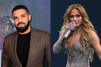 Drake Spotted At Ex-Girlfriend Jennifer Lopez's Concert
