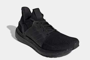"Adidas UltraBoost 2019 ""Triple Black"" Drops Next Week: Official Photos"