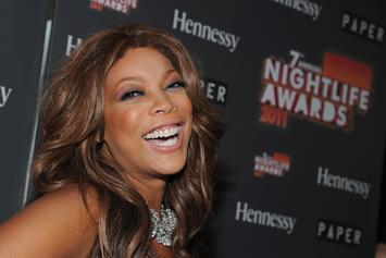 Wendy Williams Seen Kissing New Man Days After Declaring She's Falling For Doctor