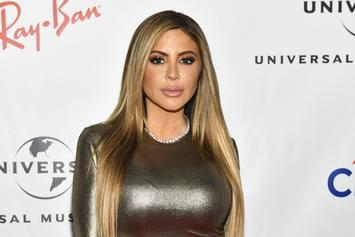 Larsa Pippen Is Still Egging On The Jordyn Woods & Tristan Thompson Scandal