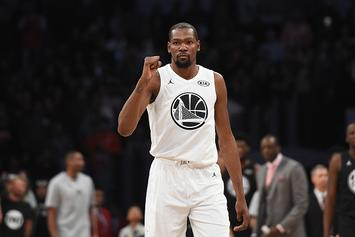 Kevin Durant's 4-Year Deal With Nets Includes Player Option: Report