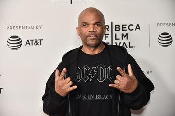 "DMC On ""Your Mom's House"": Interview Details His Past As A Bullied Honor Roll Student"