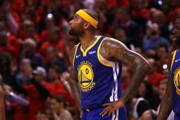 "DeMarcus Cousins Claims Lakers ""Kidnapped"" Him For Next Season"