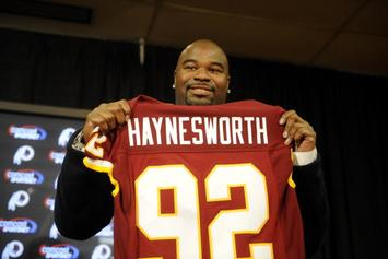 "Ex-NFL Star Albert Haynesworth In ""Dire Need"" Of A Kidney, Pleads For Donor"