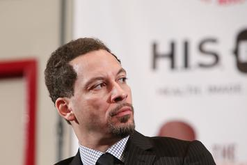 "Jay Onrait: Chris Broussard Is ""Biggest F*cking Fraud In History Of Sports Media"""