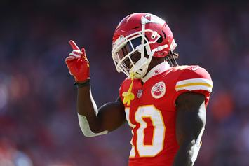 Tyreek Hill In Custody Battle For Newborn Twins After Child Abuse Allegations