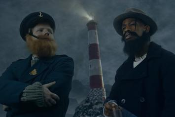"Ed Sheeran & Travis Scott Dress Up In Crazy Costumes For ""Antisocial"""
