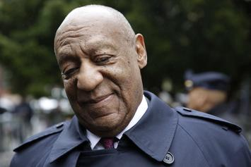 "Bill Cosby Celebrates His 82nd Birthday With A Bible Quote Urging Us To ""Man Up"""