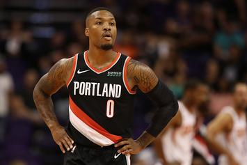 Damian Lillard Responds To Shannon Sharpe's Rant About His Contract