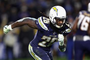 """Chargers' Melvin Gordon Addresses Contract Holdout: """"You Know, I Want To Get Paid"""""""