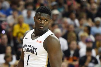 Coach K Says Zion Williamson Wasn't In Shape For NBA Summer League