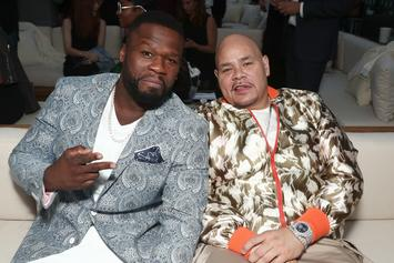 50 Cent & Fat Joe Unite To Put The Squeeze On Eif Rivera