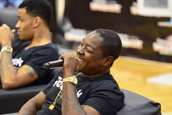 Jadakiss' All-Crust Pizza Order Will Have You Mirroring His Iconic Laugh